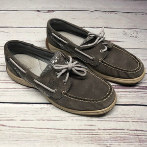 Sperry, womens size 7.5, pre-owned